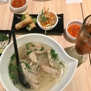 Value Set Meal ($13.80) Chicken Pho Soup