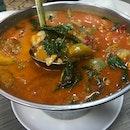 Chicken Curry $15 (Medium Size)