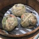 Crystal Skin Mushroom Dumpling ($4.49)