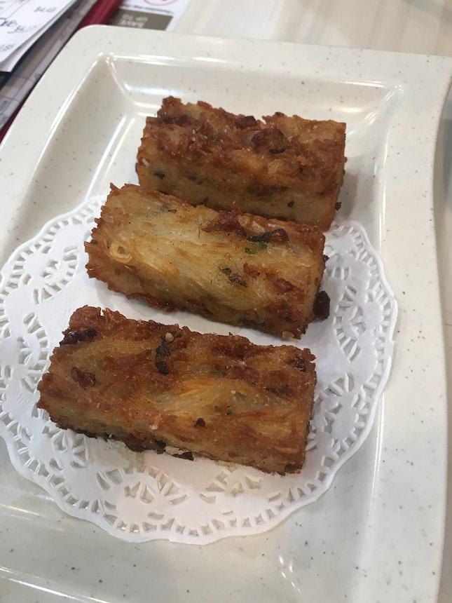 Crispy Mee Sua Kueh $4.17