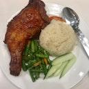 Ayam Penyet $6.90