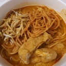 New! Curry Noodle $5