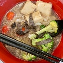 Mushroom Udon $6.30