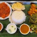 Prawn Meal Set ($11.50) - Non-vegetarian Set Meal