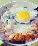 Chai Chee Pork Porridge