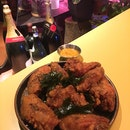 Coley's Fried Chicken Wings