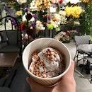 Pulut Hitam Ice Cream