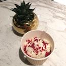 Durian Selasih Ice Cream