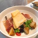 Raclette Salad