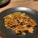 Mushroom Pan Mee