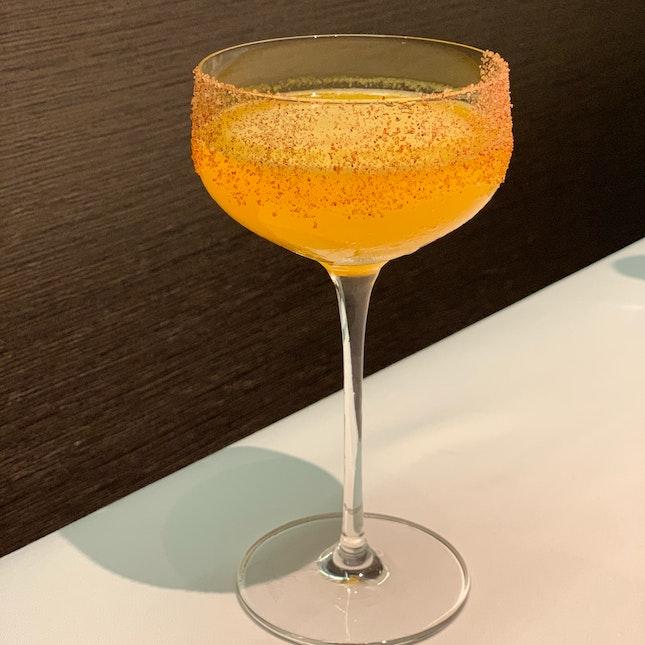 Nameless Sour cocktail