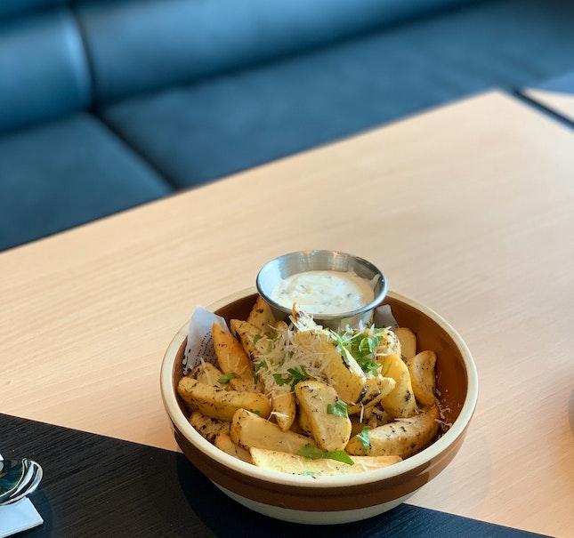 Truffled Potato Fries