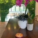 Cozy Café For A Recharge