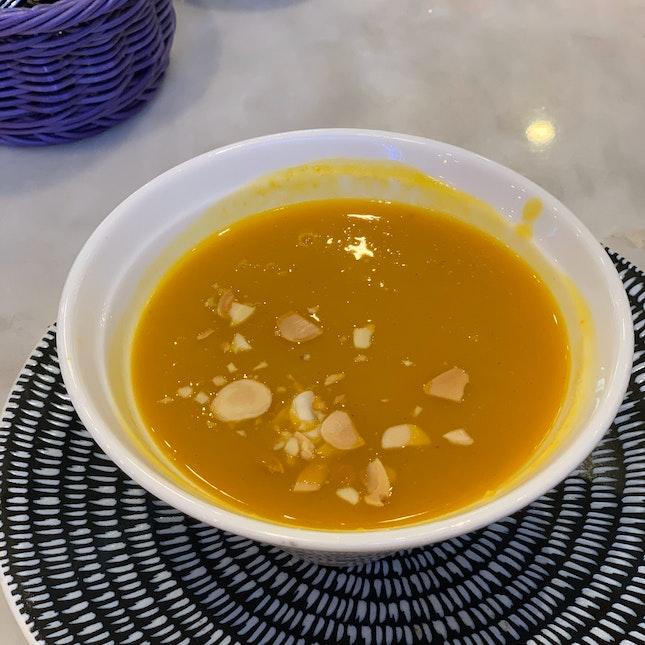 Pumpkin Soup 🌱