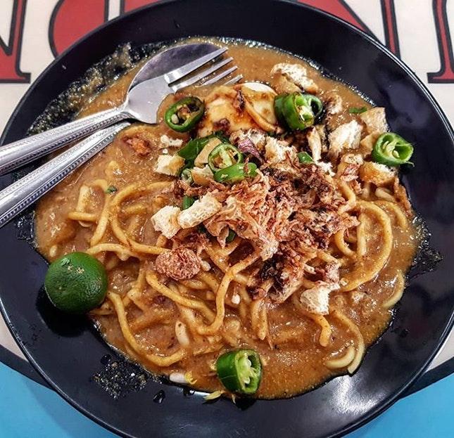 mee rebus 👍🏻 29.9.18 #foodporn #sgfoodporn #foodsg #sgfoodies #instafood #foodstagram #vscofood #burpple #hungrygowhere #hawkerfood #hawkercentre