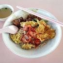 sarawak kolo mee 👍🏻 2.8.19 #foodporn #sgfoodporn #foodsg #sgfoodies #instafood #foodstagram #vscofood #burpple #hungrygowhere #hawkerfood #hawkercentre