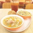 The Soup Spoon (ARC)