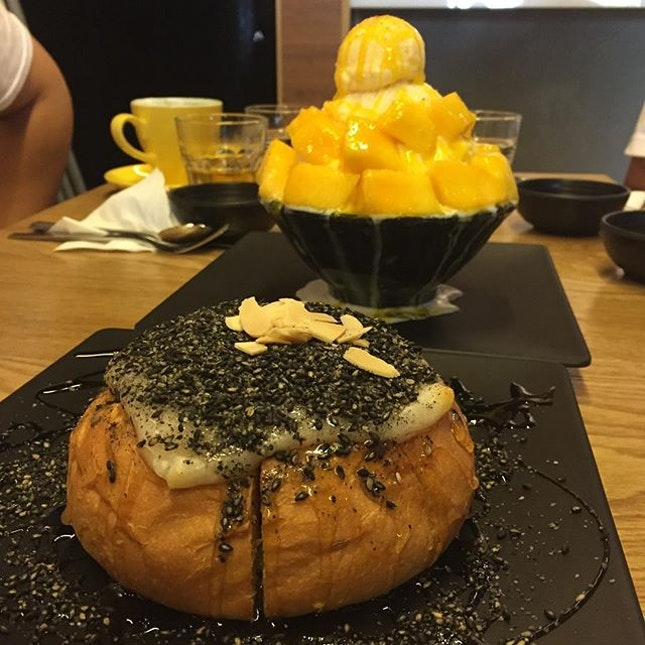 Dessert Time at @HanBingMY !