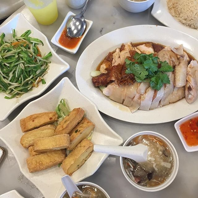 Teck Kee Chicken Rice (The Rail Mall)