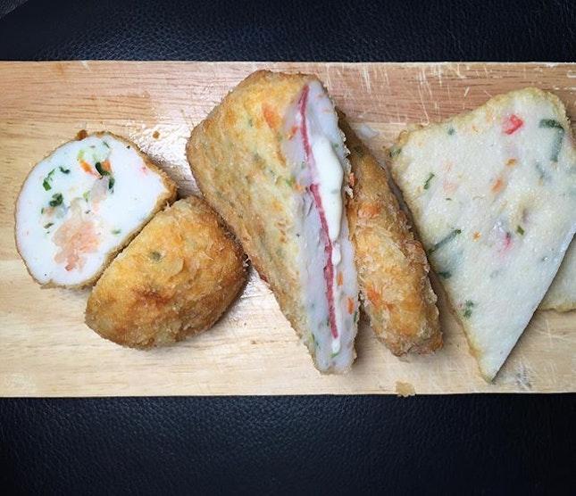 Fish Cakes 🍥