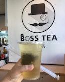 BOSS TEA