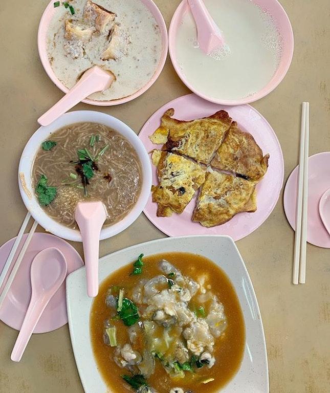 Taiwanese Meal