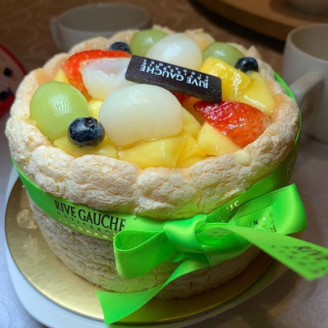 Fruit Cake 🎂