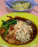 Hong Chang Wanton Mee (724 Ang Mo Kio Central Market & Food Centre)