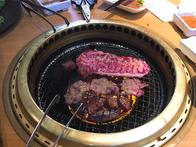 Super Juicy Beef Steak!