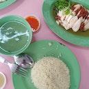 Chicken Rice -$4.50