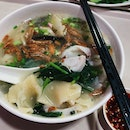One of the best mee hoon kueys that I've had!!!!