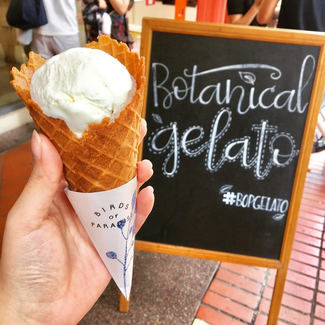THE place for Botanical Gelato! 🍃🍦