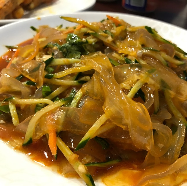 Green Bean Glass Noodles