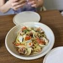 White White Vongole Pasta [$20]
