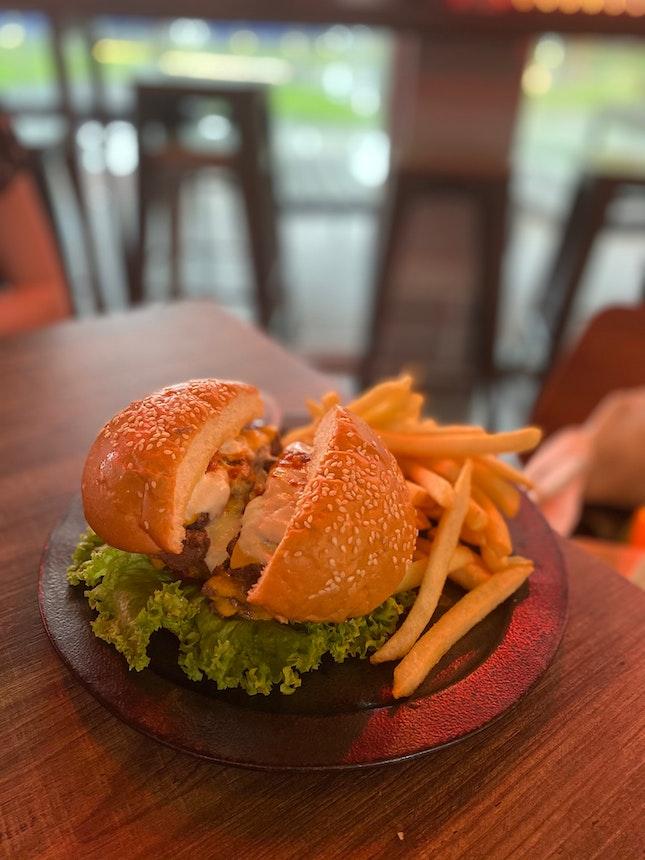 Double Cheeseburger [$25++]