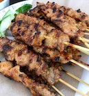 Pork Belly Satay is a good enough reason to travel to Changi.