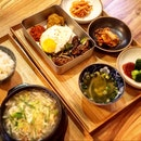 Korean Lunch boxes