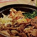 Seoul Garden Hotpot ☆ Beef Bibimbab #halal #sghalal #korean