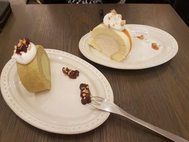 Atas Roll Cake