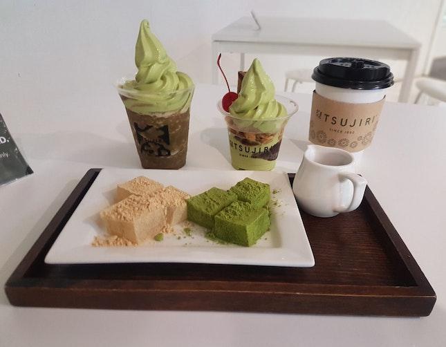 Tsujiri Tea Break