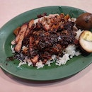 Roasted Pork Belly & Char Siew Rice