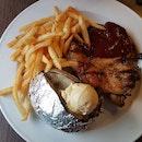Hictory BBQ Chicken