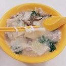 Mee Hoon Kway Soup
