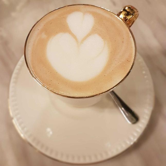 Roasted Tea Latte