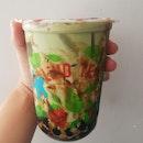 Brown Sugar Pearl Kyoto Matcha Fresh Milk