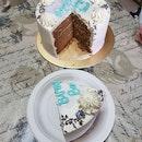 Earl Grey Lavendar Cake