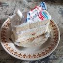 White Rabbit Milk Cake