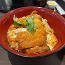 Chicken Katsu & Egg Don