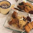 Laksa Beehoon & Mee Siam Beehoon ($3-5)