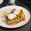 Avocado on Toast ($16++)